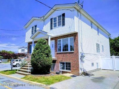 Staten Island Two Family Home For Sale: 33 Gloria Court