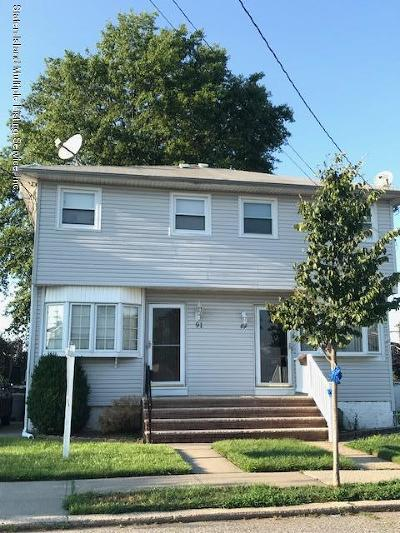 Staten Island Semi-Attached For Sale: 91 Wade Street
