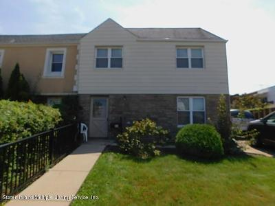 Staten Island Two Family Home For Sale: 36 Comstock Avenue