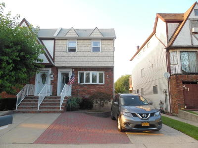Staten Island NY Two Family Home For Sale: $469,000