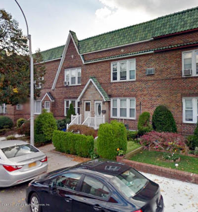 Queens Single Family Home For Sale: 45-26 215th Place