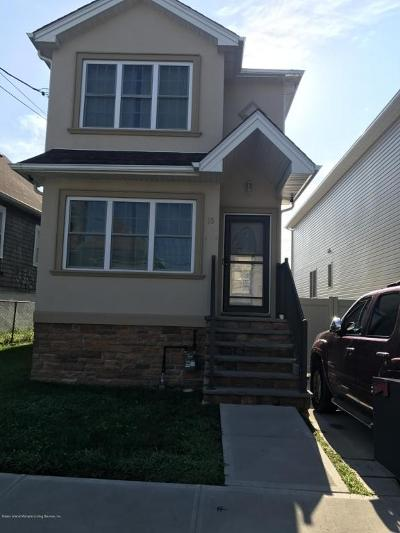 Staten Island NY Single Family Home For Sale: $519,900