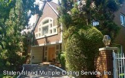 Staten Island NY Single Family Home Sold: $1,500,000