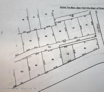 Staten Island NY Residential Lots & Land For Sale: $695,000