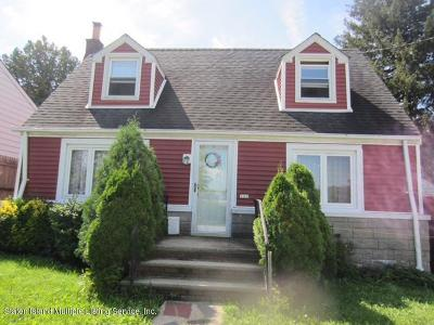 Single Family Home Acceptance: 122 Lortel Avenue