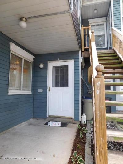 Staten Island NY Condo/Townhouse For Sale: $249,000