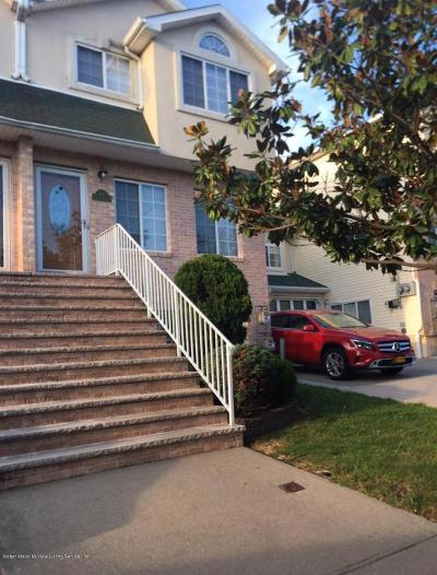 Staten Island NY Two Family Home For Sale: $699,000