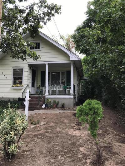Single Family Home Acceptance: 395 & 399 Yetman Avenue