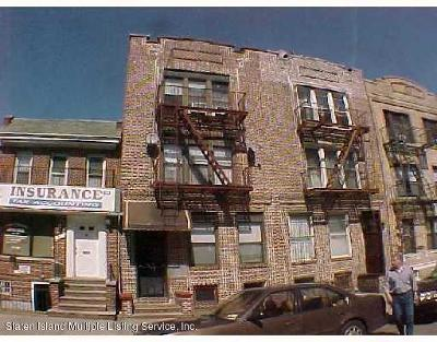 Brooklyn Multi Family Home For Sale: 413 68th Street