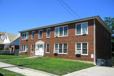 Staten Island NY Multi Family Home Sold: $1,600,000