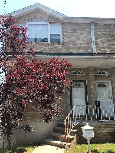 Staten Island Two Family Home For Sale: 21 Blaise Court