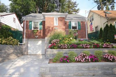 Single Family Home Acceptance: 287 Neal Dow Avenue