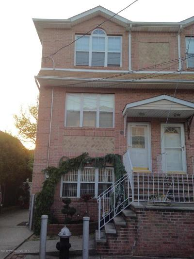 Staten Island Two Family Home For Sale: 4 Marisa Court