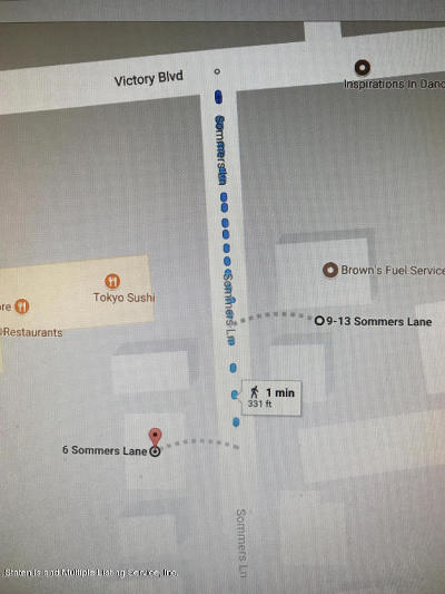 Staten Island Residential Lots & Land For Sale: 6 Sommers Lane