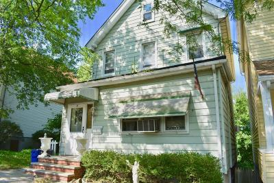 Single Family Home For Sale: 21 Lincoln Place