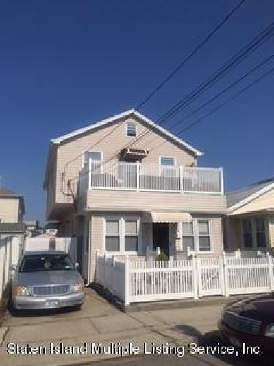 Staten Island Single Family Home For Sale: 921 Nugent Avenue