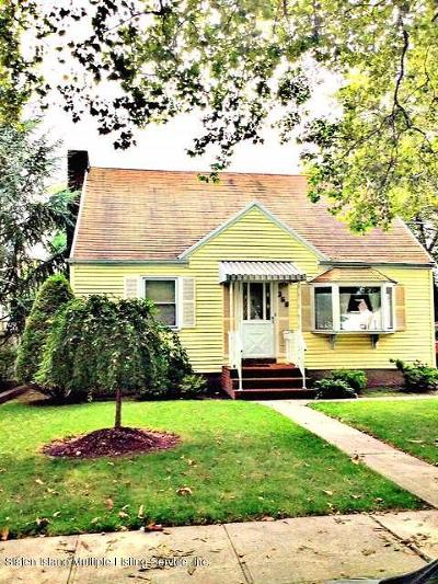 Staten Island Single Family Home For Sale: 360 Beach Avenue