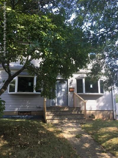 Staten Island Single Family Home For Sale: 295 Richard Avenue