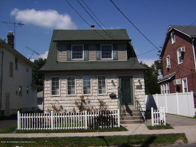 Staten Island Single Family Home For Sale: 17 Clawson Street