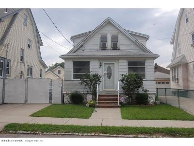 Staten Island Single Family Home For Sale: 178 Dickie Avenue