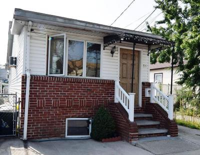 Staten Island Single Family Home For Sale: 86 McLaughlin Street