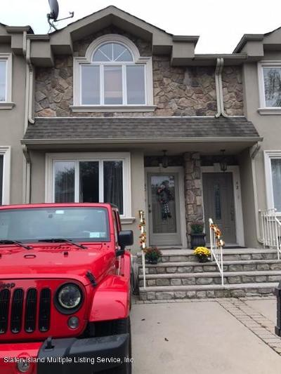 Staten Island NY Single Family Home For Sale: $499,900