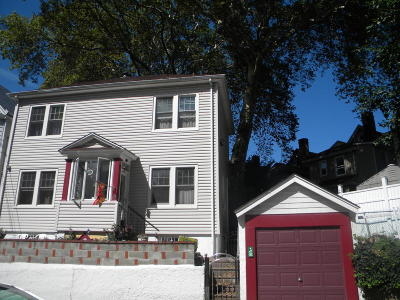 Single Family Home For Sale: 25 Curtis Place