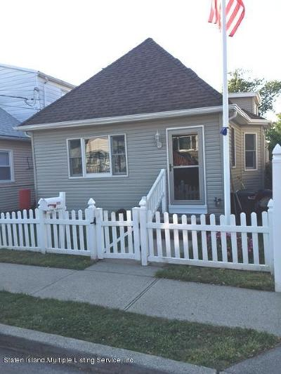 Single Family Home For Sale: 909 Nugent Avenue