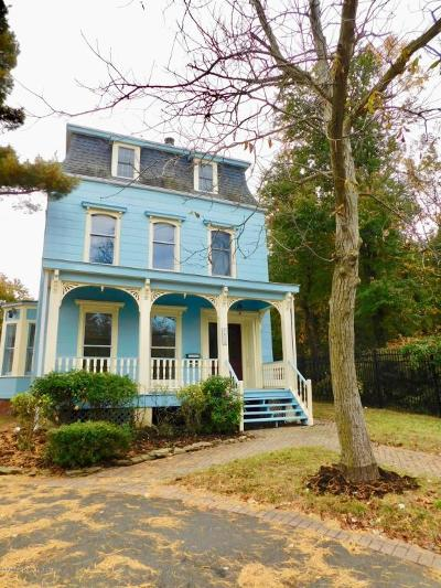Single Family Home For Sale: 6458 Amboy Road