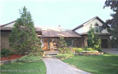 Richmond County Single Family Home For Sale: 290 Koch Boulevard