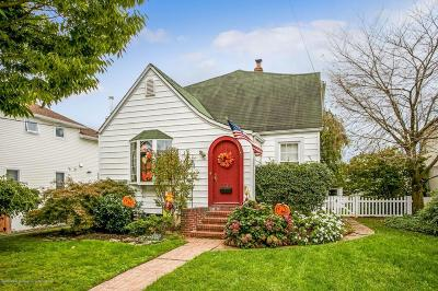 Single Family Home For Sale: 632 Rensselaer Avenue