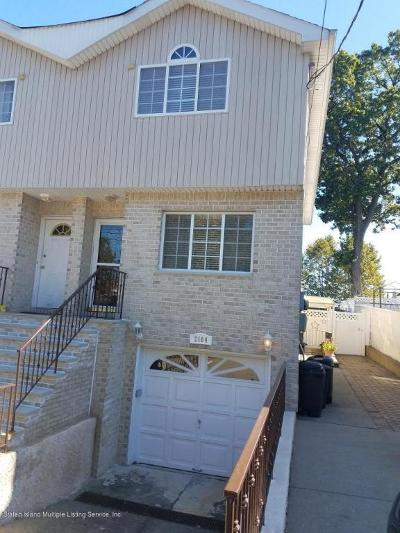 Two Family Home For Sale: 2184 S Railroad Avenue
