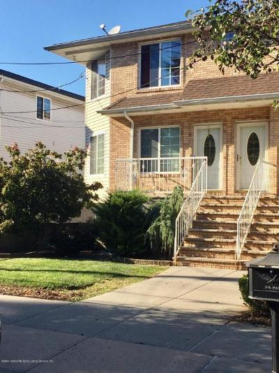 Two Family Home For Sale: 115 Barry Street
