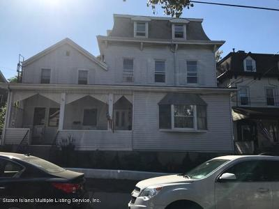 Staten Island Multi Family Home For Sale: 74 - 76 Main Street