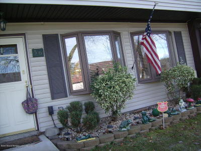 Single Family Home For Sale: 56 Raily Court