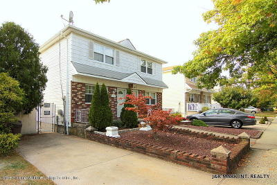 Richmond County Semi-Attached For Sale: 384 Cortelyou Avenue