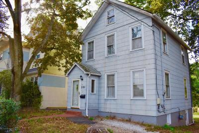 Single Family Home For Sale: 3191 Richmond Road
