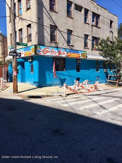Commercial Lease For Lease: 31 Corson Avenue