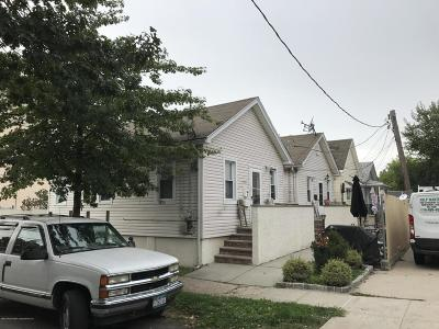 Staten Island Single Family Home For Sale: 107 Clifton Avenue #A