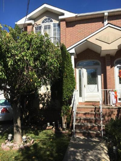 Semi-Attached For Sale: 1003 Sheldon Ave