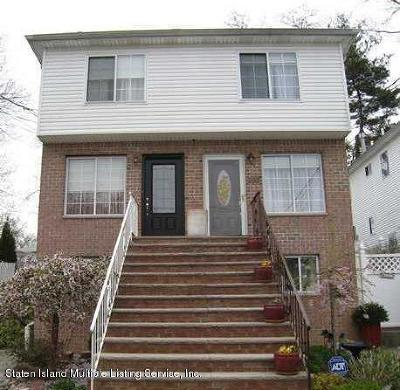 Two Family Home For Sale: 223 Perry Ave