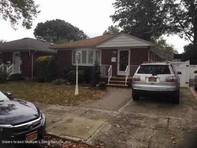 Single Family Home Acceptance: 130 Peter Avenue