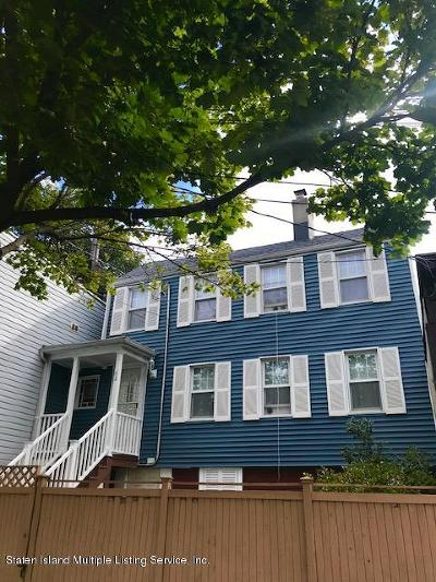 Staten Island Single Family Home Acceptance: 62 Broad Street
