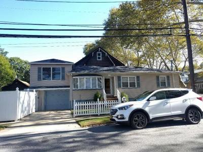 Single Family Home For Sale: 118 Clawson Street