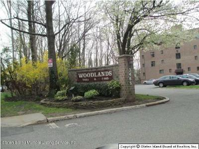 Staten Island Condo/Townhouse For Sale: 3465 Amboy Road #3a