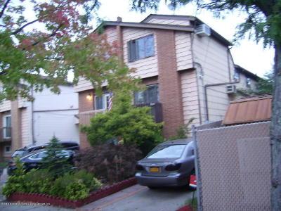 Staten Island Semi-Attached For Sale: 297 Colon Avenue