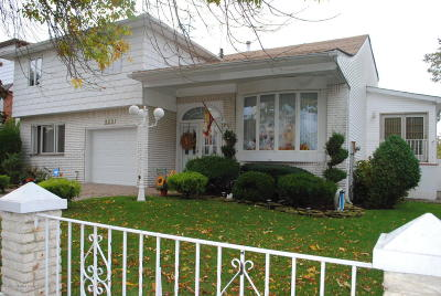 Staten Island NY Two Family Home For Sale: $875,000