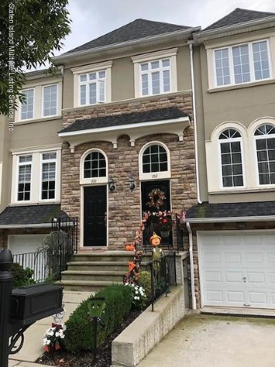 Staten Island Single Family Home For Sale: 102 Presentation Circle