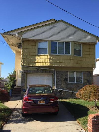 Staten Island Two Family Home For Sale: 100 Slater Boulevard