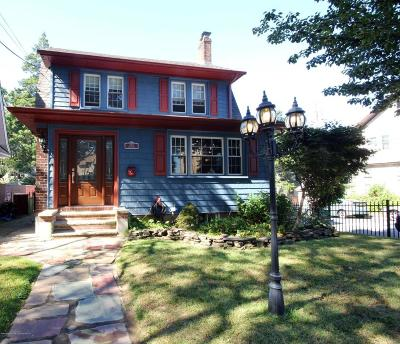 Staten Island Single Family Home For Sale: 550 Bard Avenue